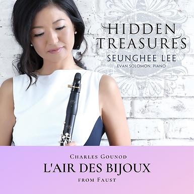 Gounod: L'Air des Bijoux (Arr. Lee)