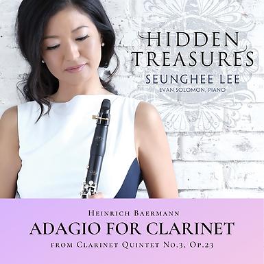 Baermann: Adagio for Clarinet