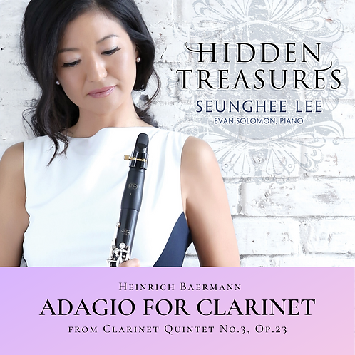 Baermann: Adagio for Clarinet