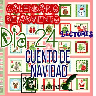 Día 24   Calendario de adviento   Audiolibro