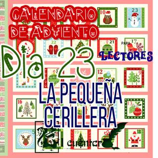 Día 23   Calendario de adviento   Audiocuento