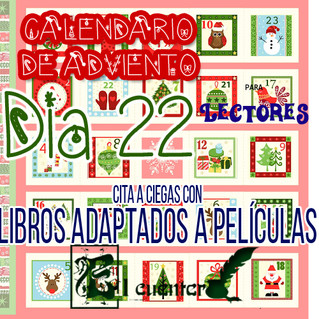 Día 22   Calendario de adviento   Cita a ciegas
