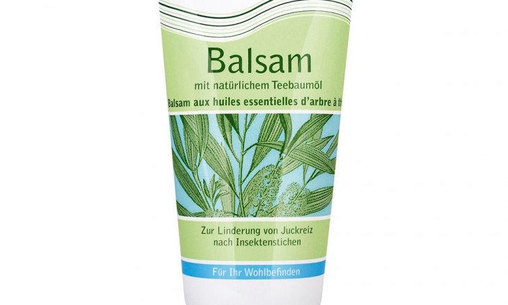 Haut Balsam mit Teebaumöl