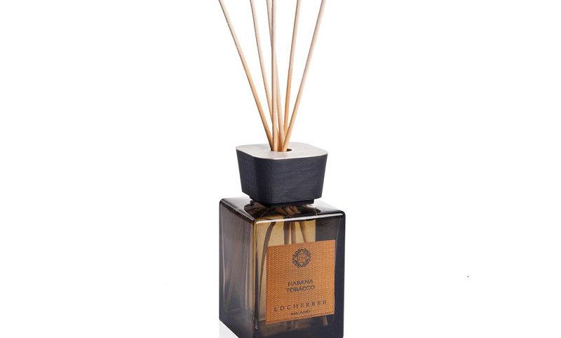 Raumduftdiffusor mit Holzstäbchen Habana Tobacco 250 ml
