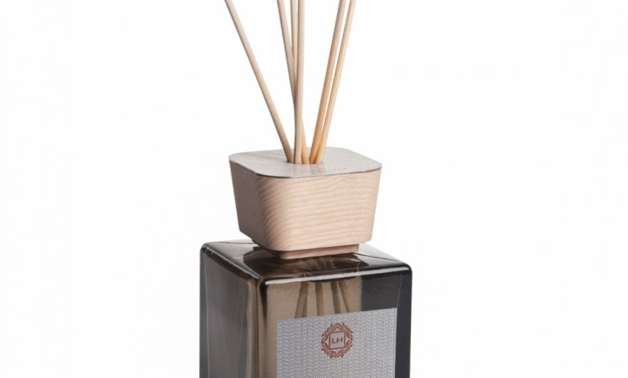 Raumduftdiffusor mit Holzstäbchen 250 ml