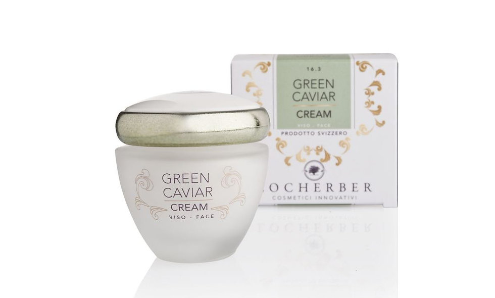 Grüne Kaviar Creme