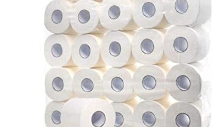 Toilettenpapier 3 Lagig - 60 Rollen