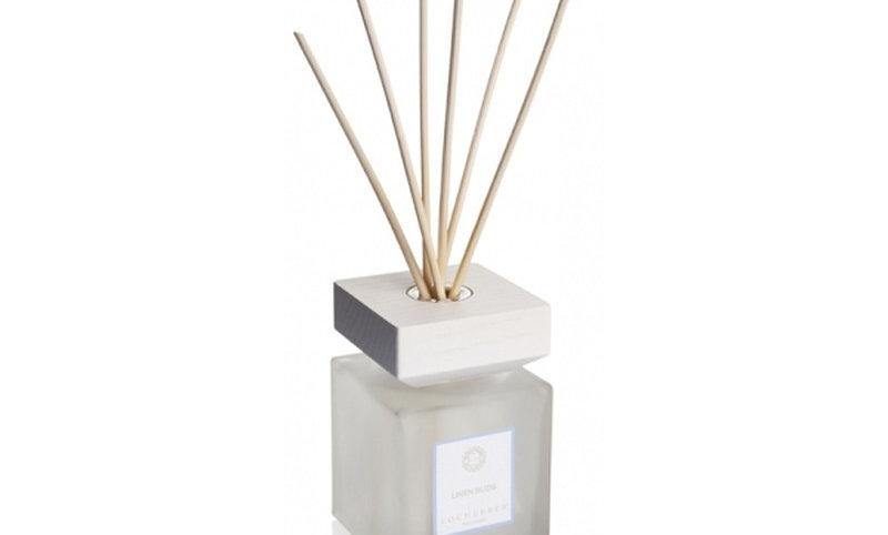 Raumduft mit Holzstäbchen Boccioli di lino 250 ml