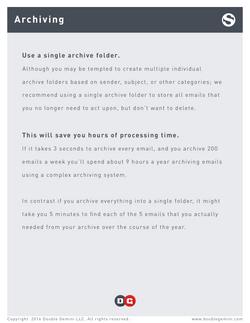 10 Archive Folders