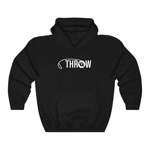 Unisex Heavy Blend™ Hooded Sweatshirt- Throw