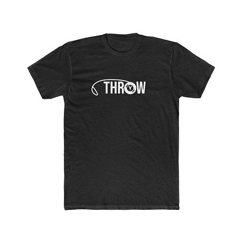 Men's Cotton Crew Tee- Throw