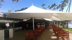 The Fijian Resort Conical Membrane