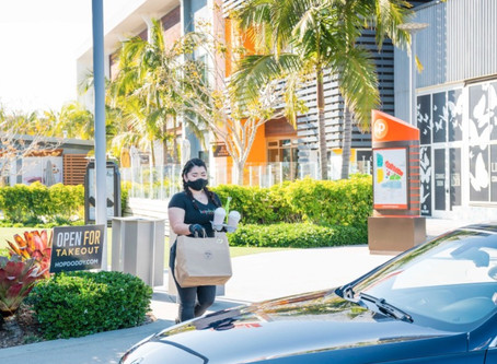 The Point in El Segundo Offers Contactless Pick-Up