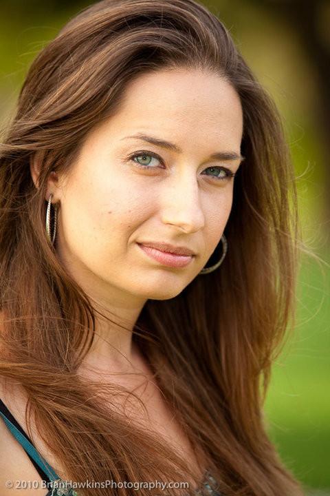 Headshot of Haven Academy of the Arts founder Rebekah Kellaway