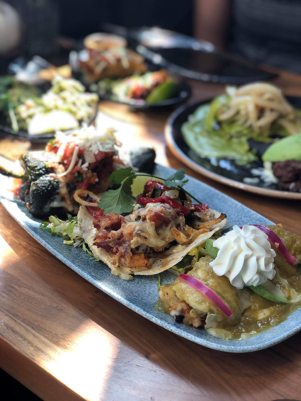 Fresh Mexican food at Calo Kitchen + Tequila