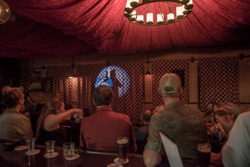 The Gundo Comedy Festival R6 Distillery