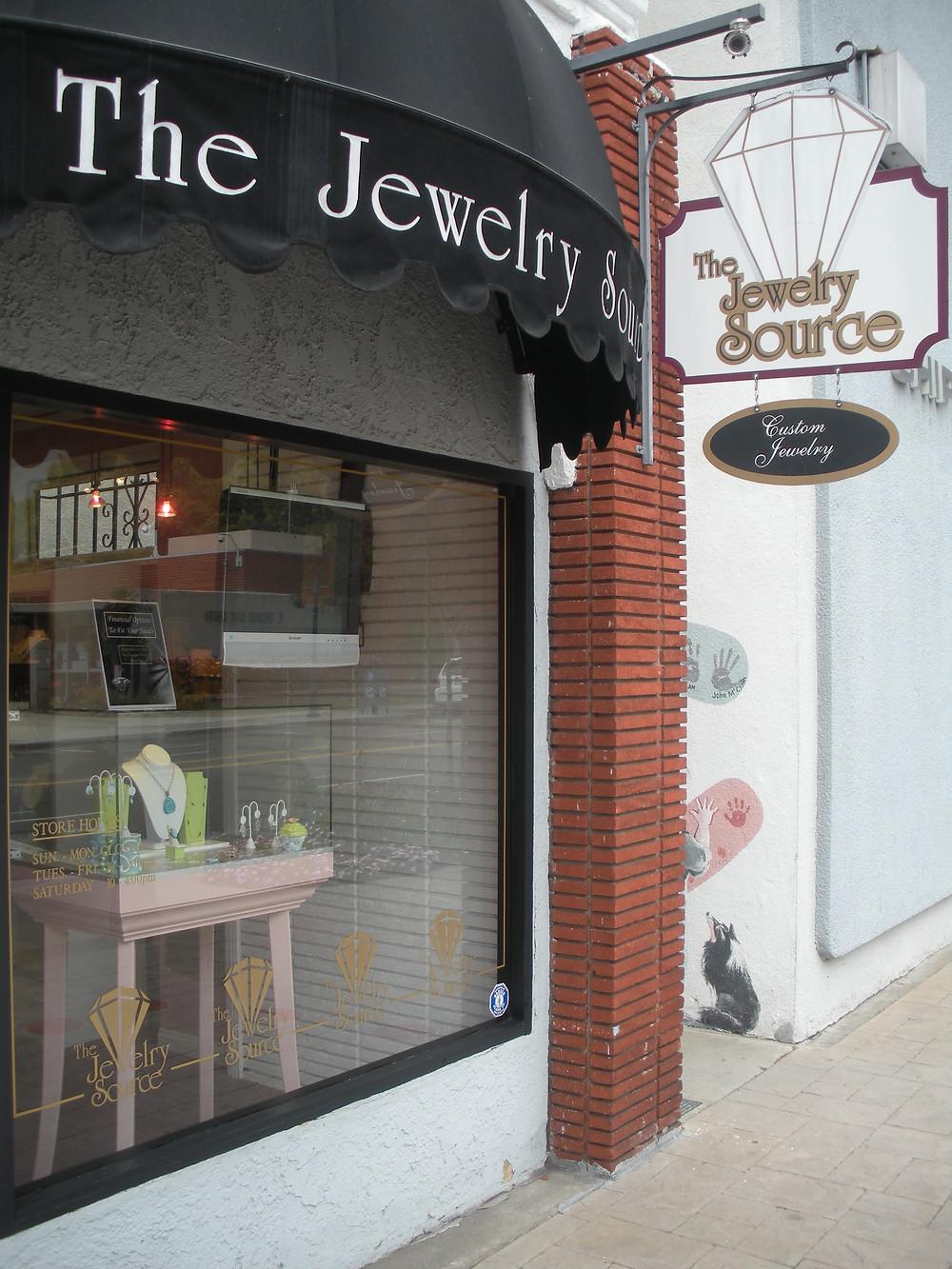The Jewelry Source in El Segundo