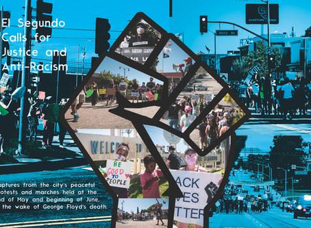 Captured in Photos: El Segundo's Black Lives Matter Movement