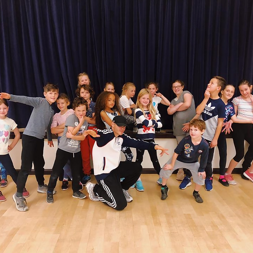 Easter Camp: 2 Day Dance Camp - Hook, Hampshire