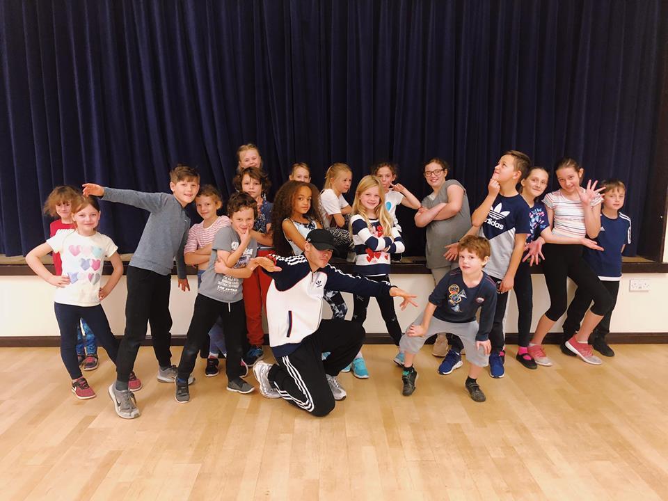 Street Dance: Windsor Juniors