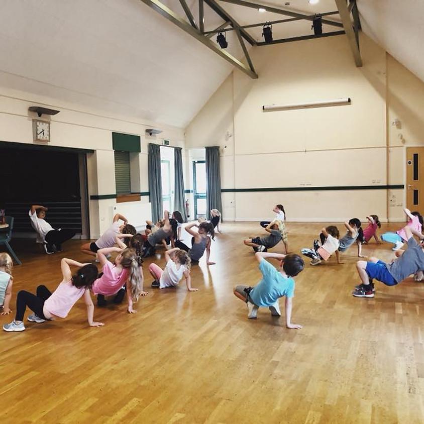 Summer Camp: 3 Day Dance Camp - Basingstoke, Hampshire