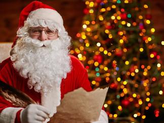 Desafío #2 - Carta a Santa Claus