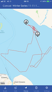 Sail Sense App