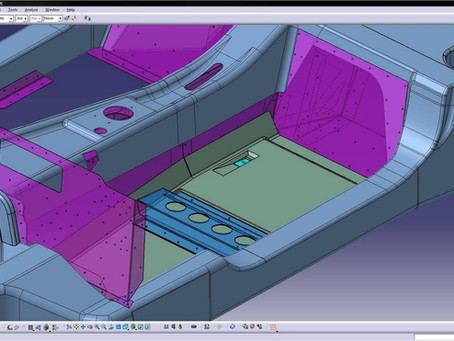 How we use Catia V5 in the office