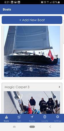 We-Sense SailSense App
