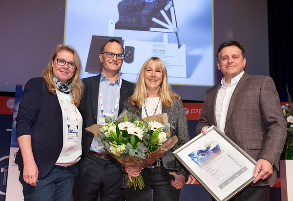 METS 2019 DAME Award