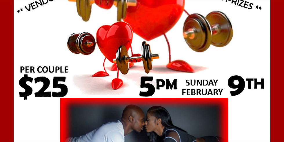 SWOLEMATES COUPLES WORKOUT