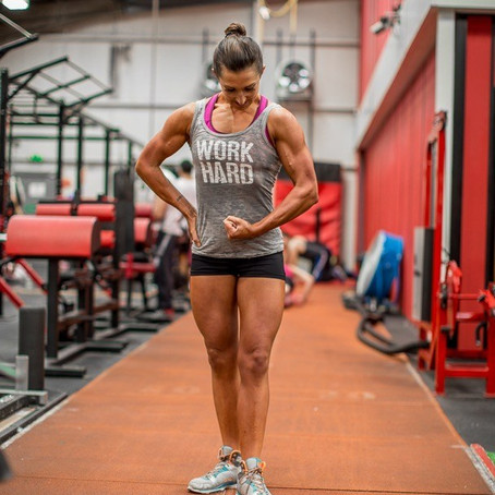 Physique Sports & Eating Disorders