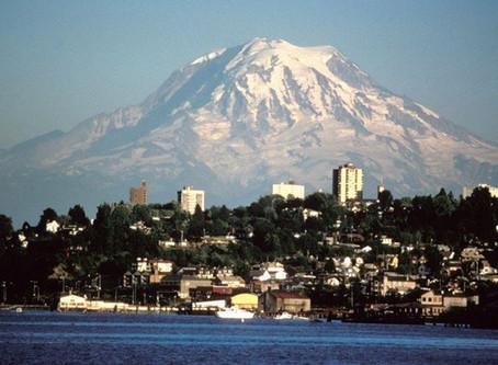 Summiting Mount Rainier