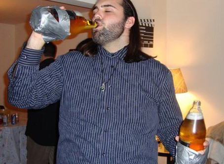 Chug your 40oz: How To Stay Properly Hydrated