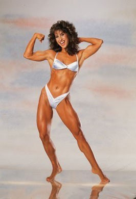 ". Rachel McLish Source: ""Rachel  McLish's Page."" IFBB Hall of Fame. N.D. IFBB. 10 May 2008"