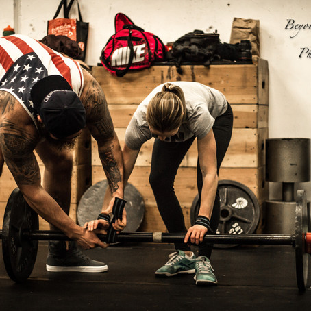No Man is an Island: The Benefits of a Training Partner