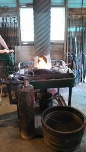 Blacksmiths are alpha