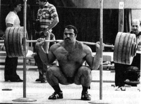Myths Of The Squat