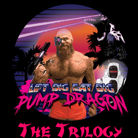 The Pump Dragon Trilogy Is Now Live!