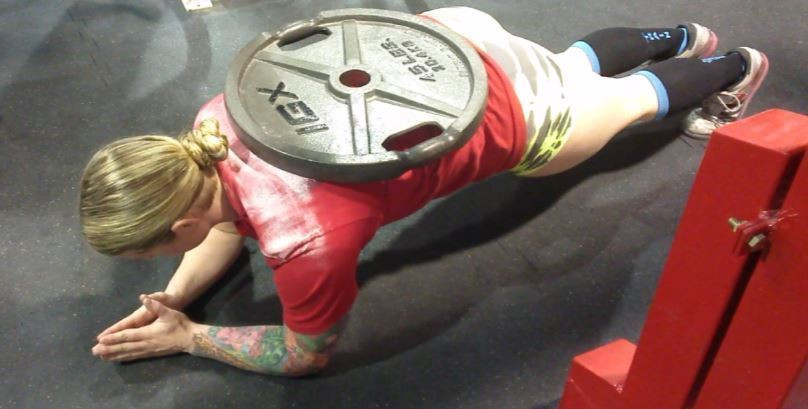plank holds