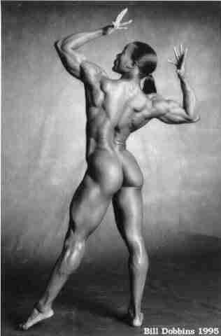 ". Lenda Murray Source: ""Lenda Murray."" Pro Profiles. N.D. Body Builders. 10May 2008"