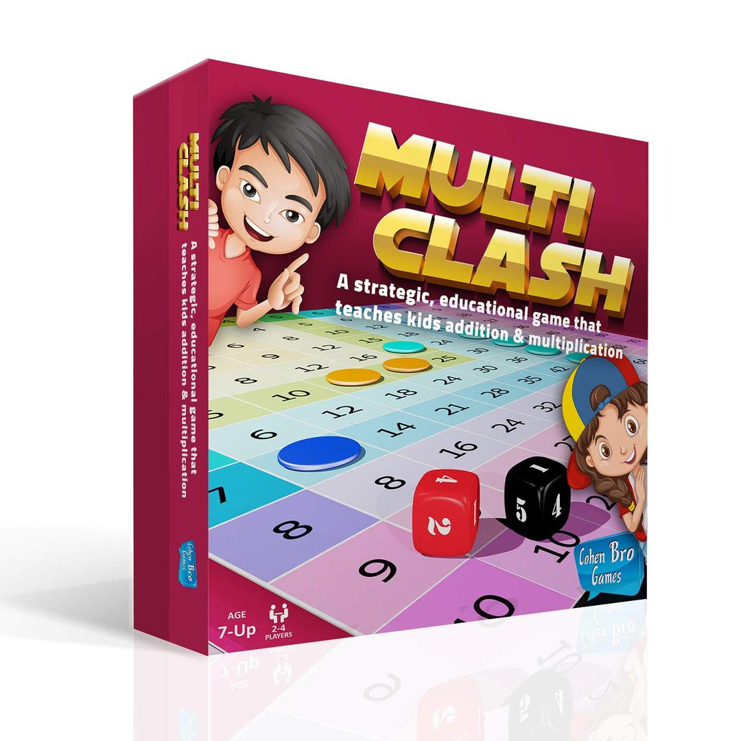 Multi Clash Board Game