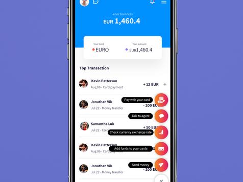 Banking Mobile App