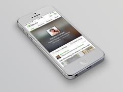 Houzz mobile App