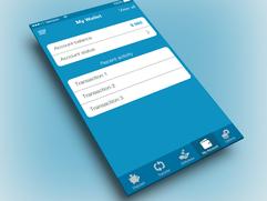 My-Wallet mobile App