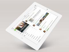 Houzz iPad App