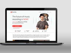 nuRecording marketplace for musicians