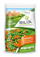 Silva - Frozen Peas & Carrots [400g]