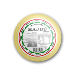 Hajdu Kashkaval Cheese - Cow [350g]