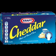 Kraft Cheddar Cheese [500g]